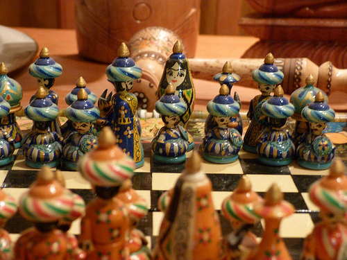ajedrez uzbeco