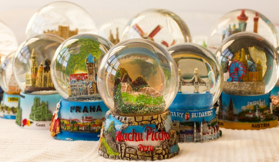 bolas de nieve - water globes