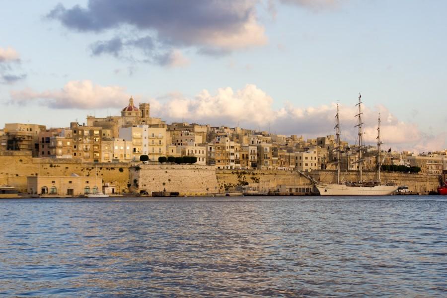 Malta, sus preciosas ciudades fortificades y esa luz dorada tan característica de los atardeceres