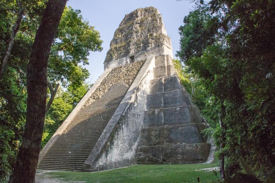 Tikal, Templo V