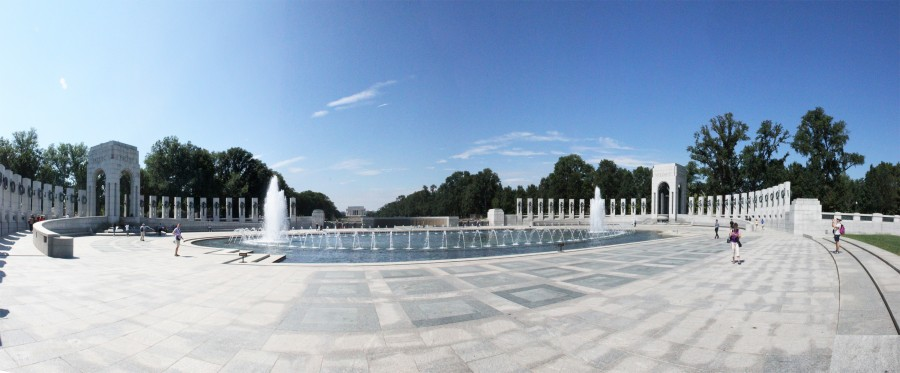 memorial ii world war