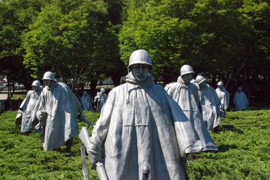 veteranos de guerra de corea