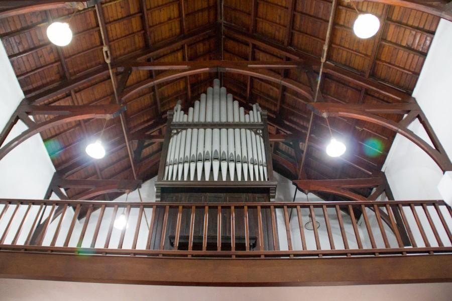 órgano iglesia