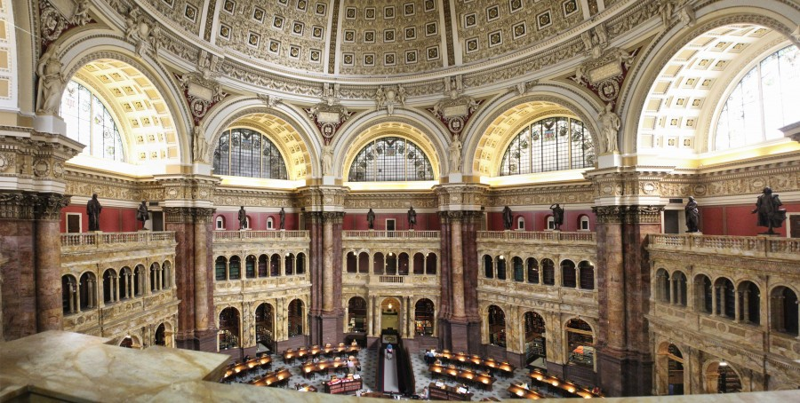 biblioteca congreso dc