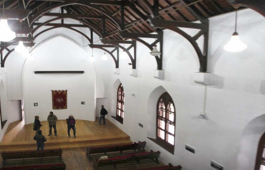 iglesia barrio ingles