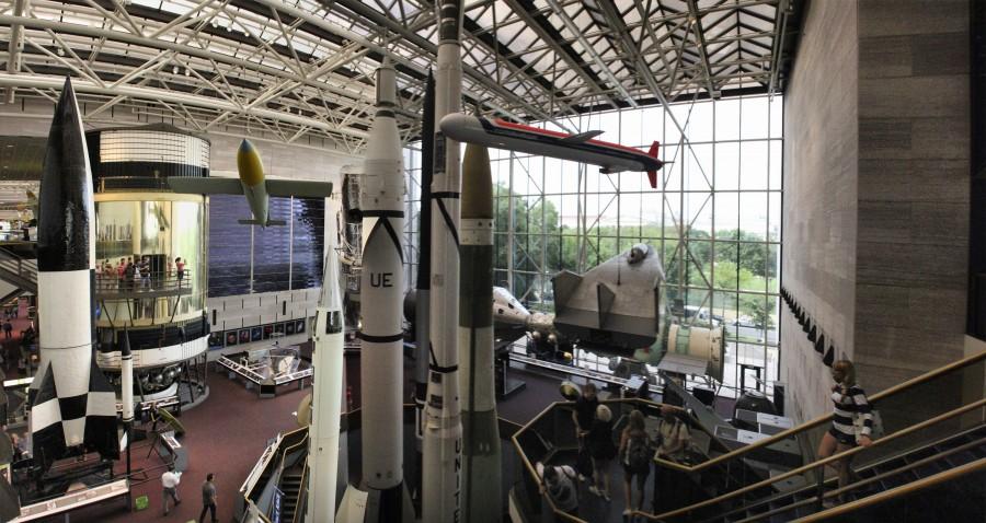 museo espacio y el aire