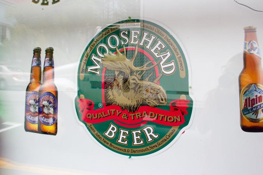 moosehead beer