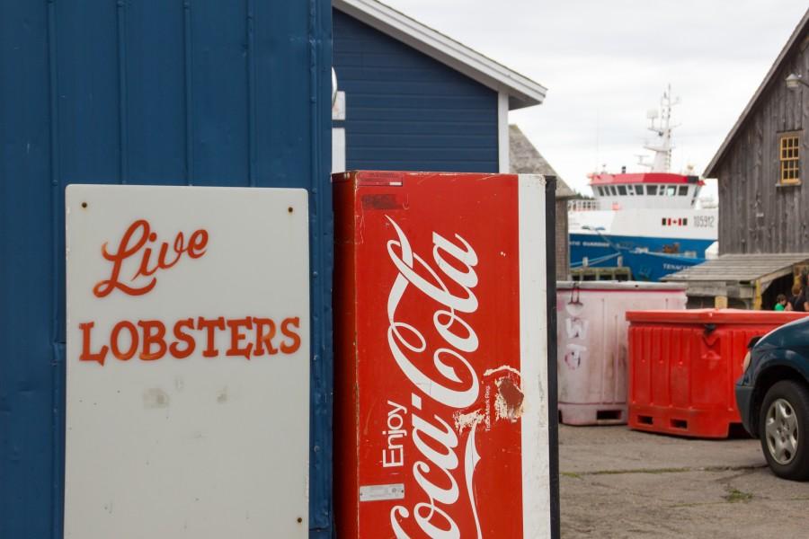 coca cola, Canadá
