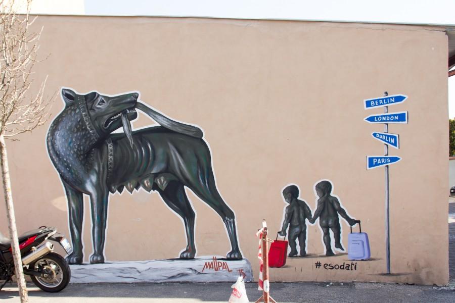 arte urbano roma