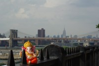 Ganesh en Nueva York