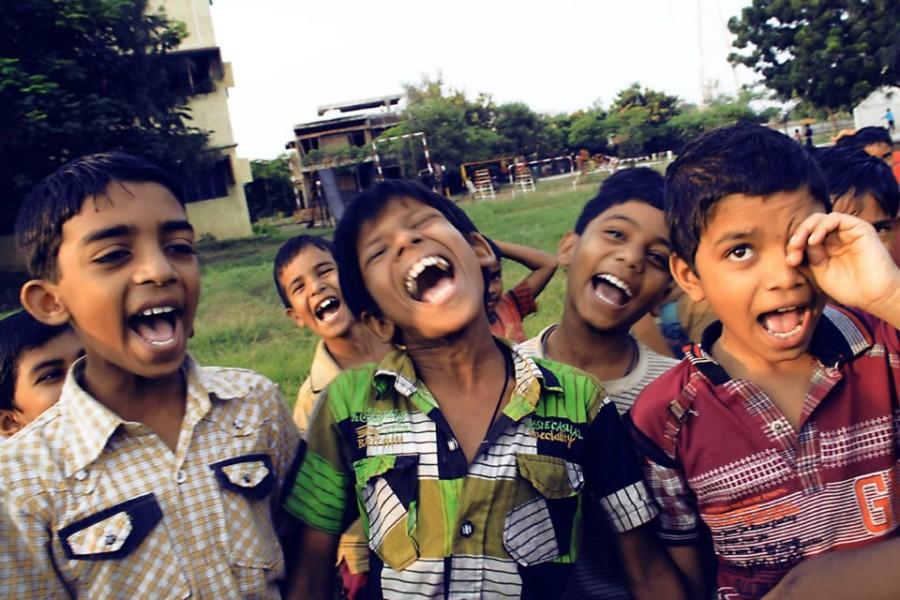apadrinar niño india