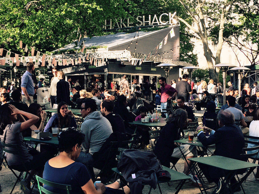 Shake Shack en Nueva York
