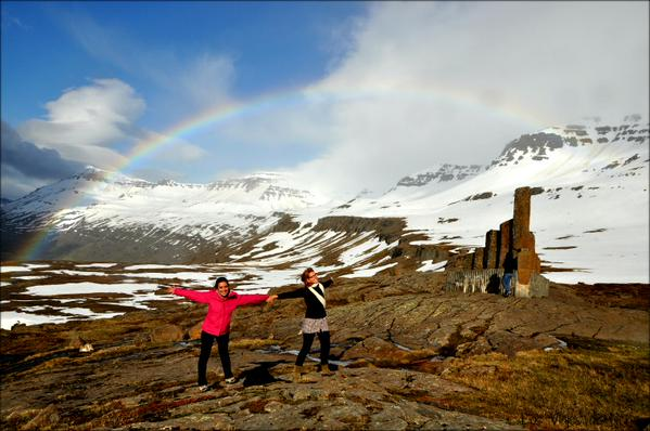 islandia arcoiris