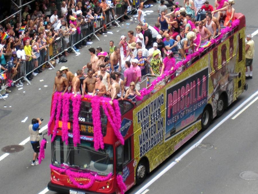 Orgullo Gay en Nueva York