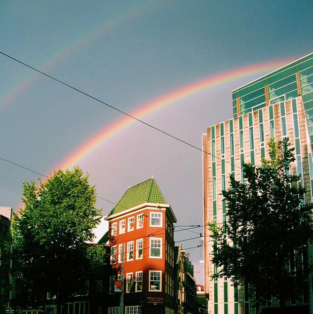 arcoiris amsterdam