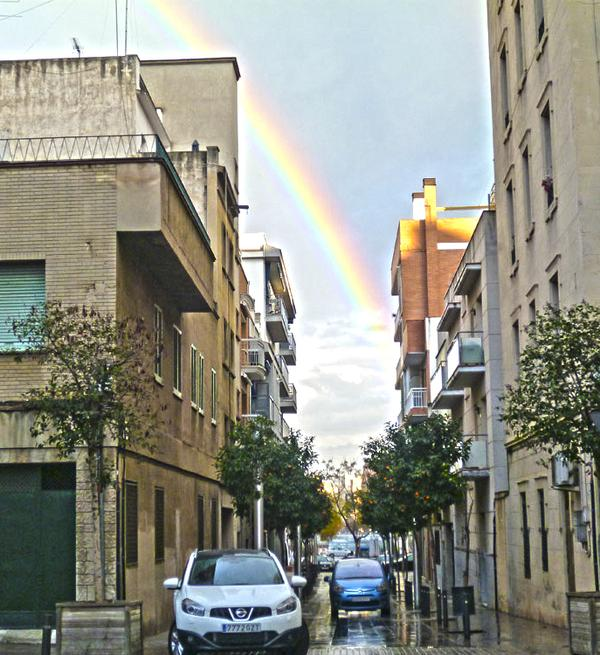 arcoiris barcelona