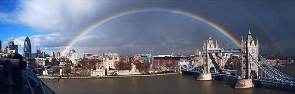 arcoiris londres
