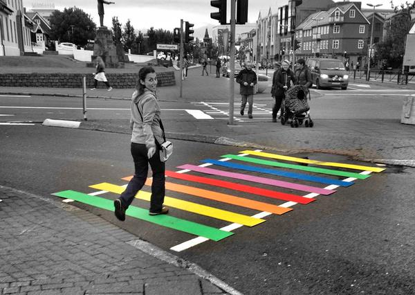 arcoiris reykjavik