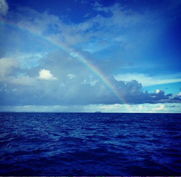 koh phi phi arcoiris