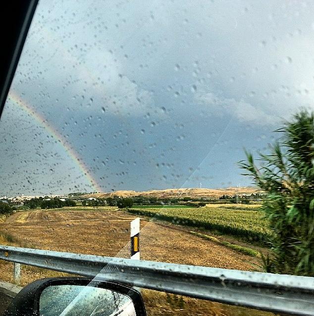 zaragoza arcoiris