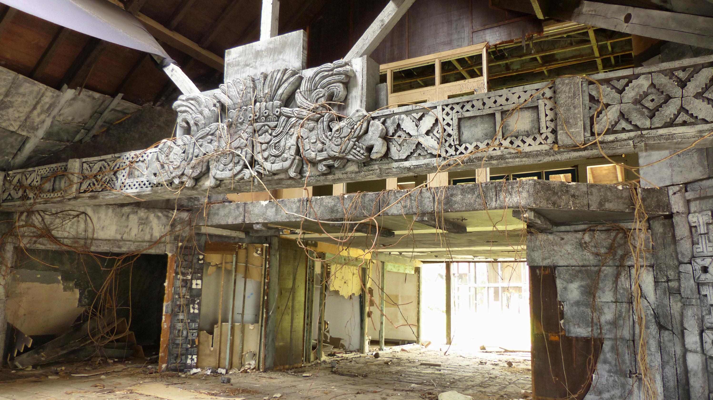 Imagenes De Sentirse Abandonado: FOTOS: El Hotel Abandonado De La Isla Contadora