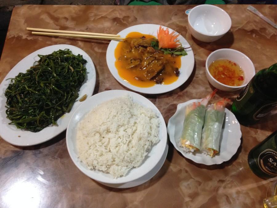 comida asia