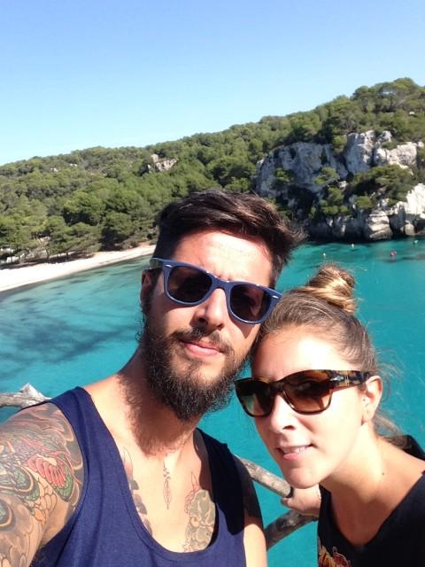 Mónica y Sergio, los creadores de Coaching Viajero