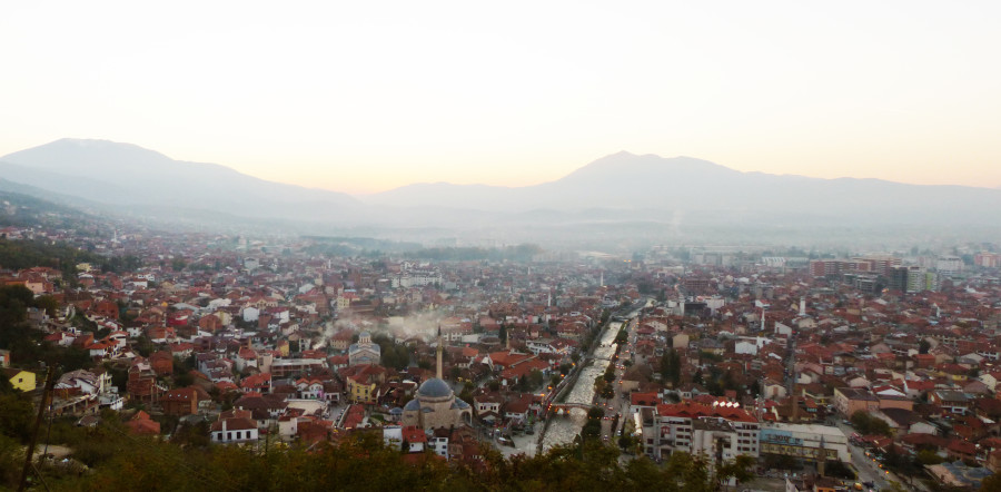 panorama prizren