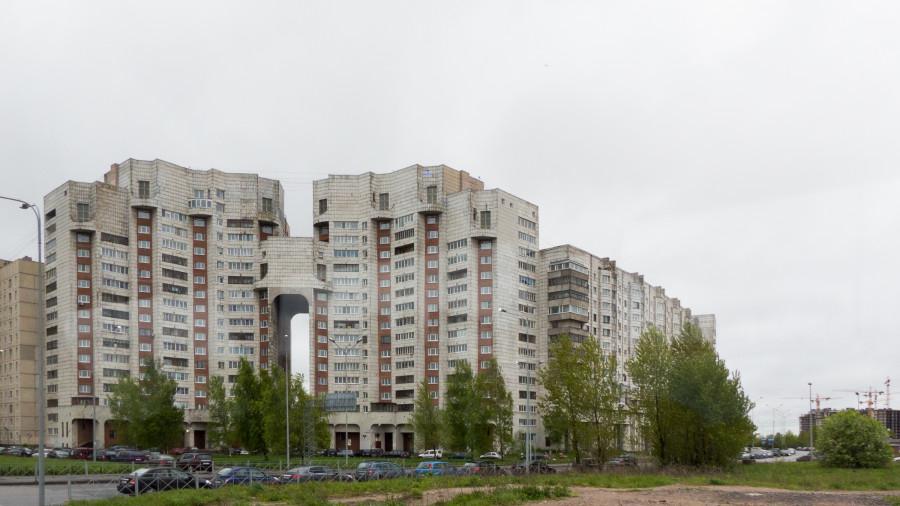 EDIFICIO SOVIETICO