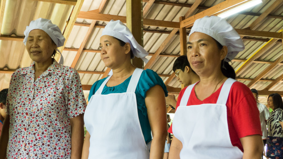 Mujeres Huai Raeng