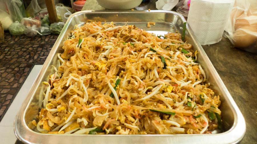 Pad Thai, un plato tailandés muy conocido