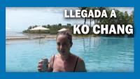 Tailandia 5: Llegada a la isla Ko Chang (VÍDEO)