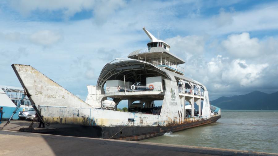 El ferry a Ko Chang