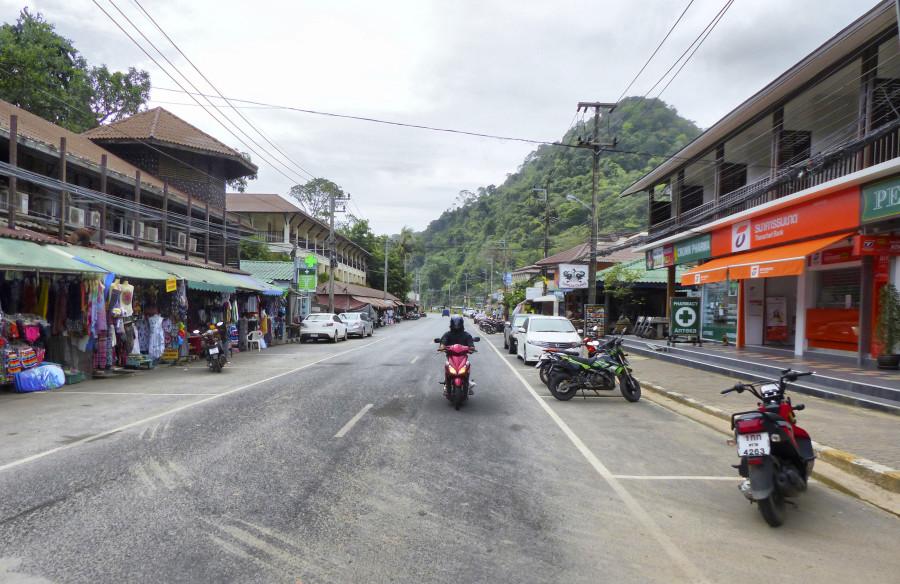 Carretera circular de Ko Chang