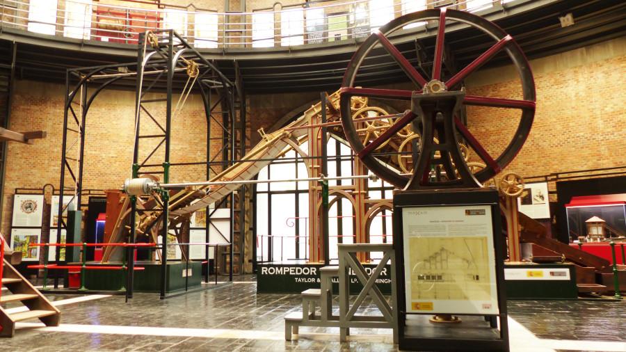 museo de la mineria y de la industria de asturias