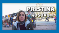 VÍDEO: Pristina, la capital de Kosovo