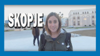 VÍDEO: Skopje, la capital de Macedonia