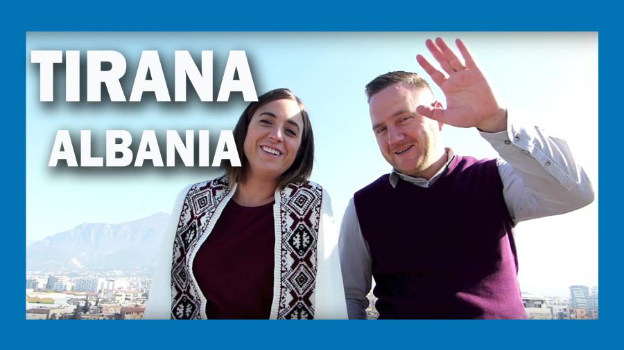 video de TIRANA