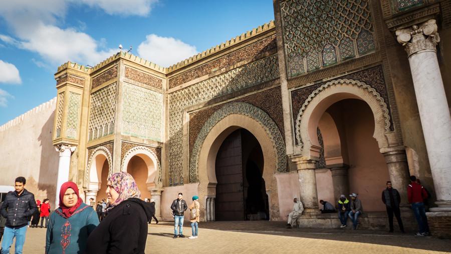 Bab el Mansou Meknès