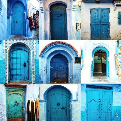 Puertas de Chaouen