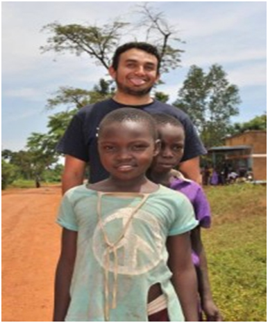 niños africa