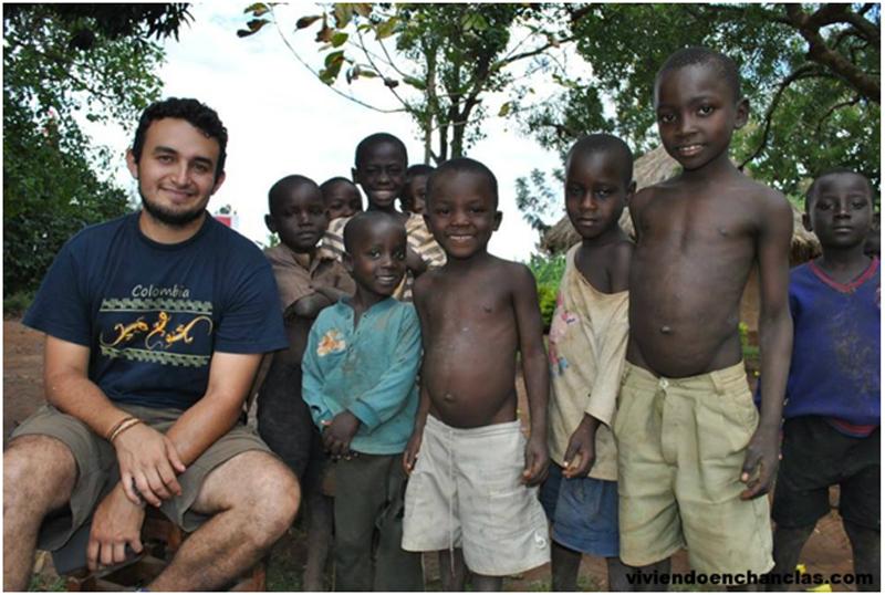voluntariado africa