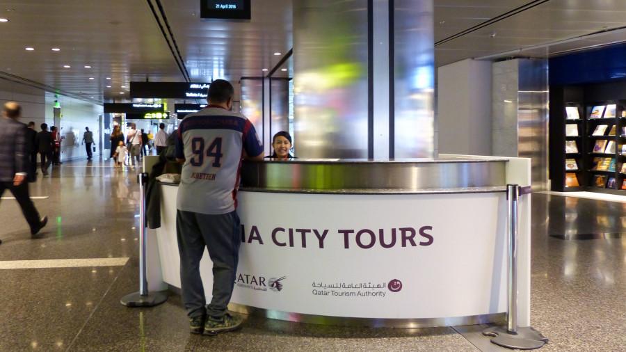 Tuours gratis Qatar