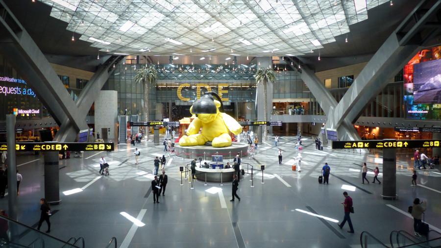 Aeropuerto Internacional Hamad de Doha