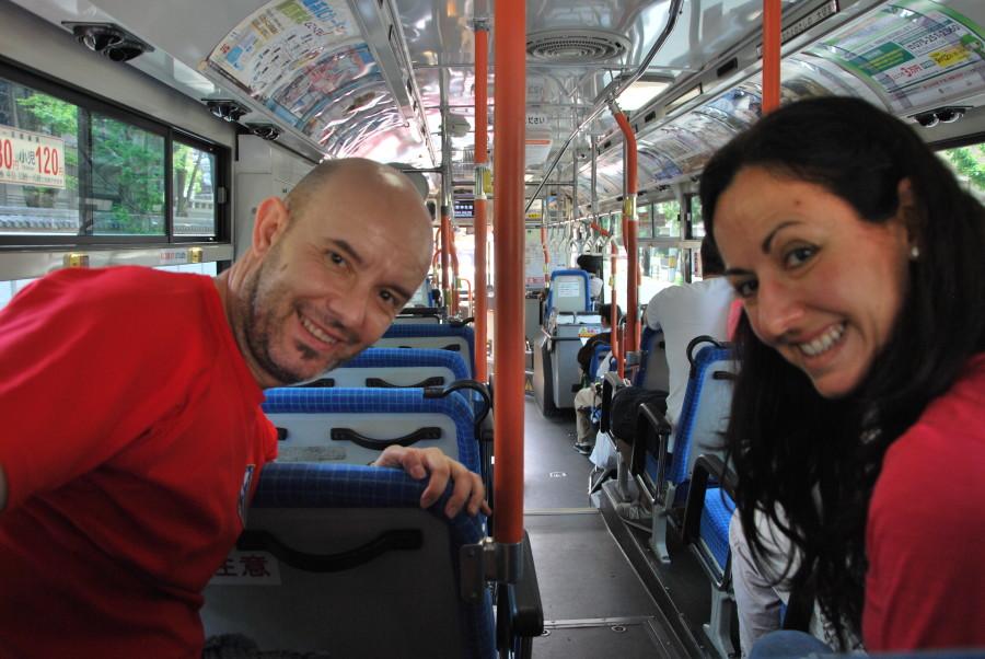 Autobuses de Kioto