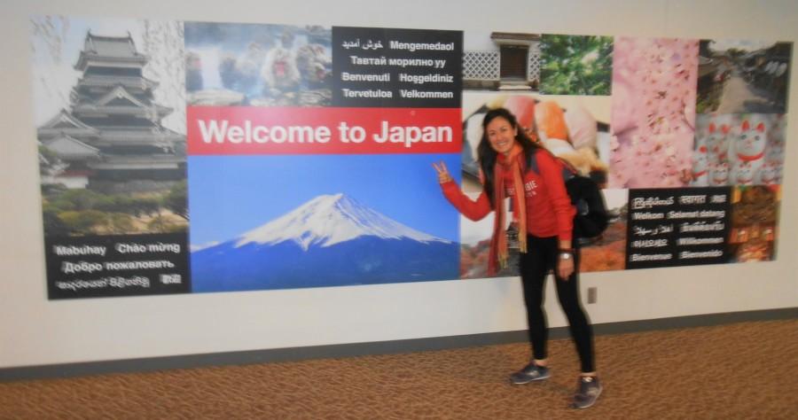 Bienvenidos a Japón