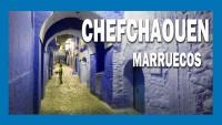 VÍDEO: Un paseo por Chaouen, donde todo es azul
