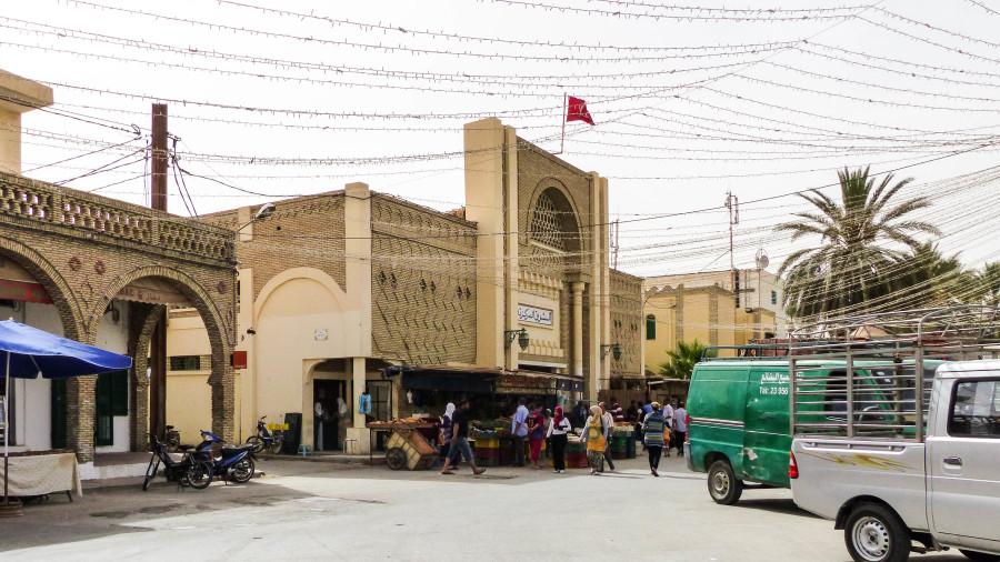 Mercado de Tozeur