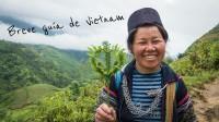 Guia de Vietnam. itinerario y ruta