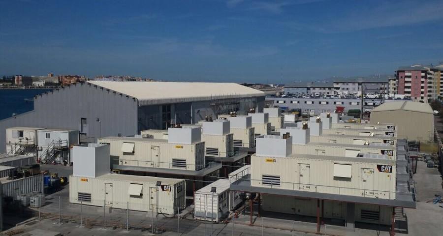 Planta eléctrica de Gibraltar